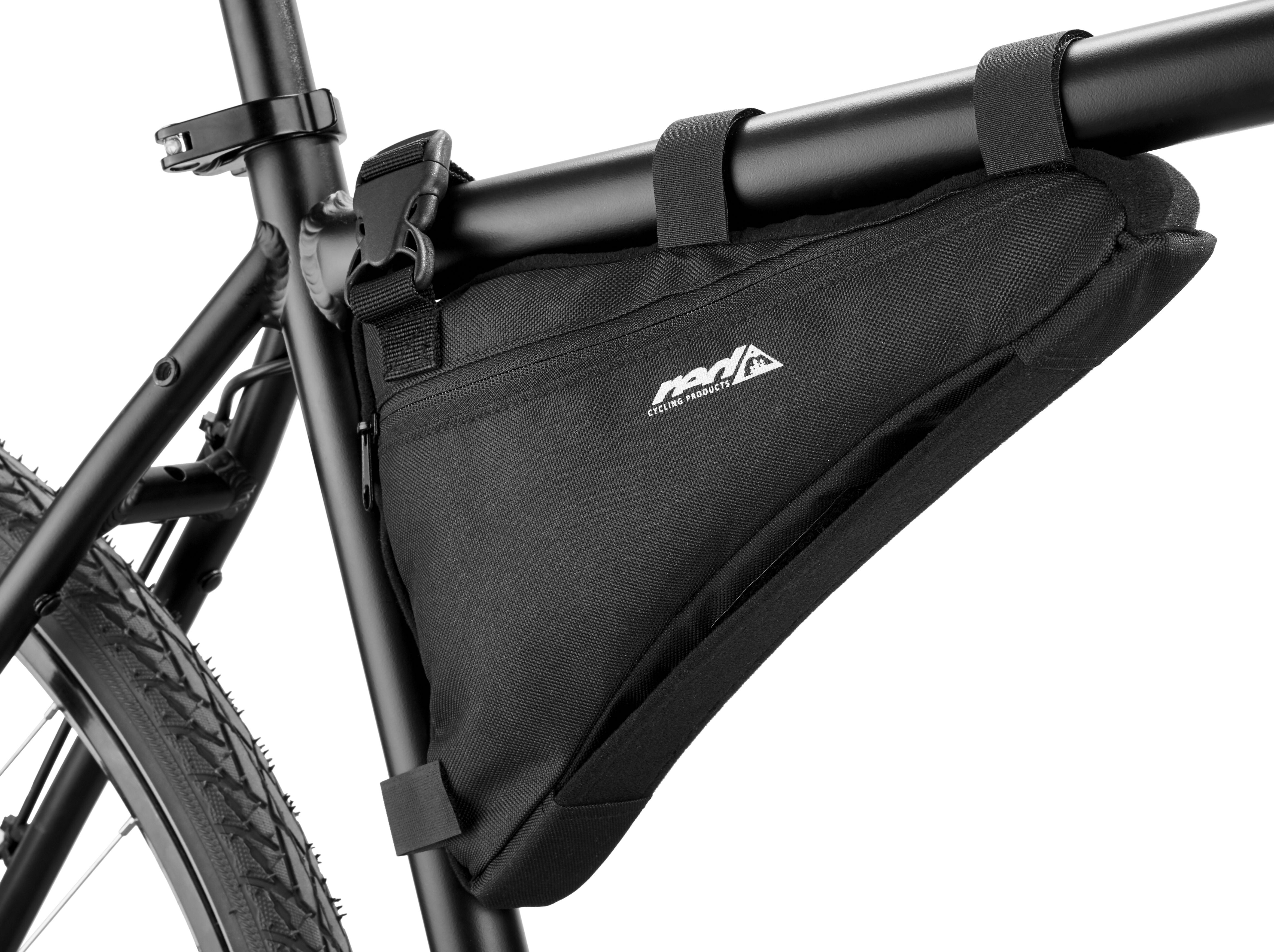 Red Cycling Products Frame Bag One Rahmentasche schwarz online ...